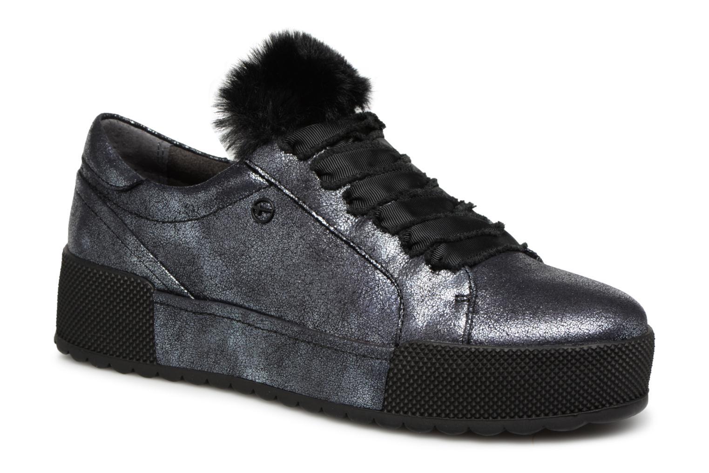Sneakers Tamaris FAM Blauw detail