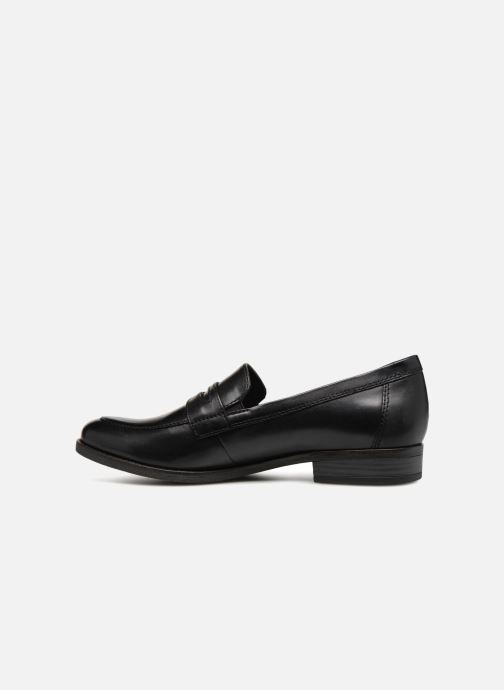 Loafers Tamaris HYLLO Black front view