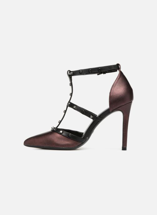Sandales et nu-pieds Tamaris CLOU Bordeaux vue face