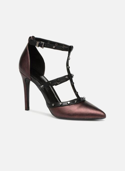 Sandales et nu-pieds Tamaris CLOU Bordeaux vue détail/paire