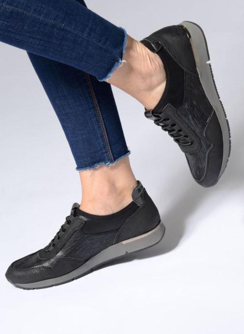 Sneakers Tamaris JACKY Nero immagine dal basso