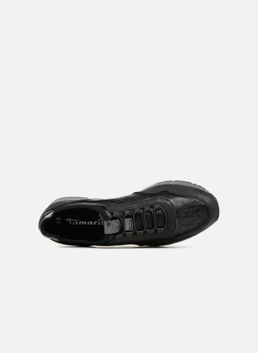 Sneakers Tamaris JACKY Nero immagine sinistra
