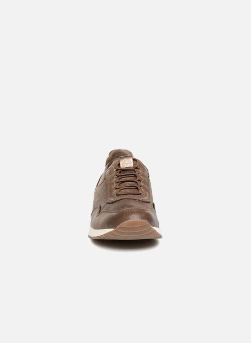 Baskets Tamaris JACKY Marron vue portées chaussures