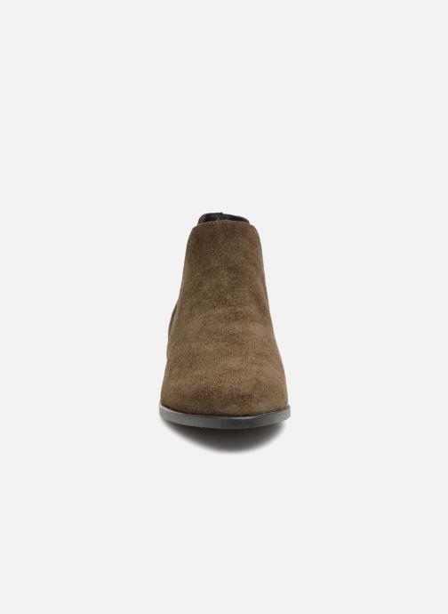 Bottines et boots Tamaris SYLLA Vert vue portées chaussures