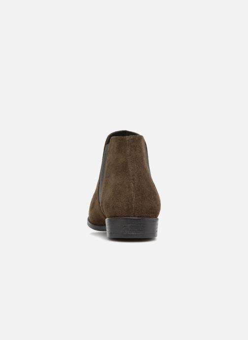 Bottines et boots Tamaris SYLLA Vert vue droite