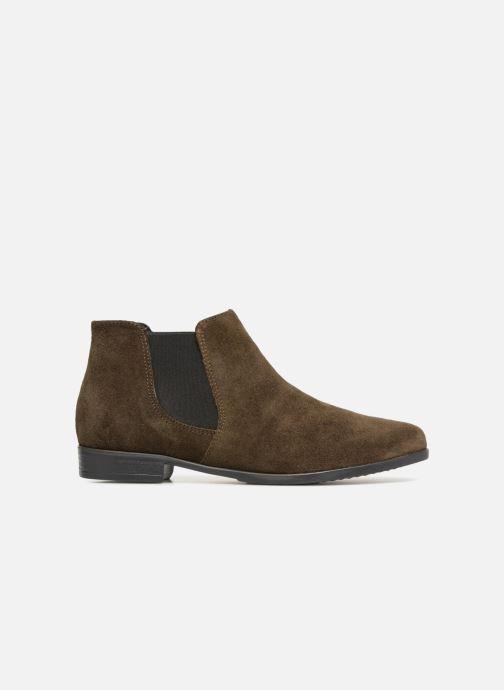 Bottines et boots Tamaris SYLLA Vert vue derrière