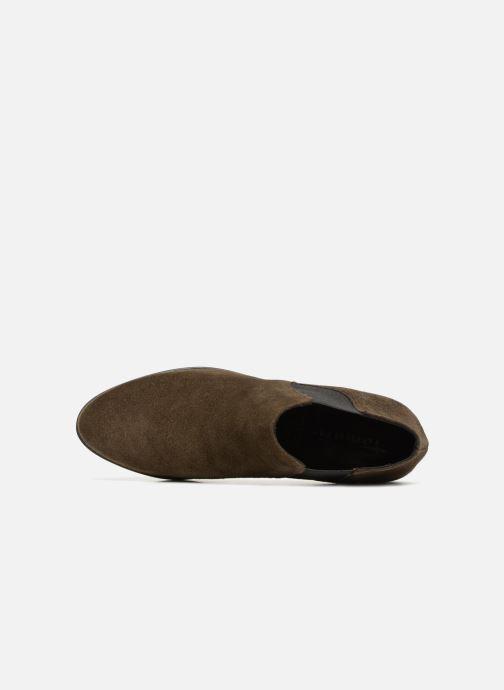 Bottines et boots Tamaris SYLLA Vert vue gauche