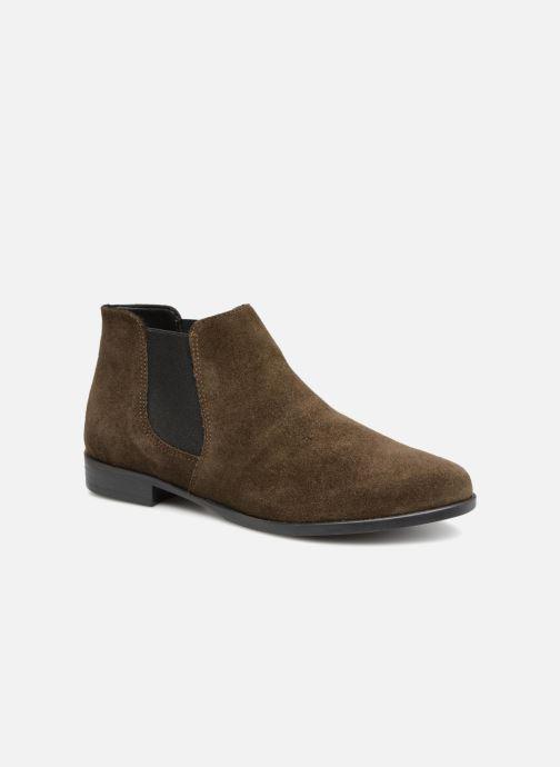 Bottines et boots Tamaris SYLLA Vert vue détail/paire