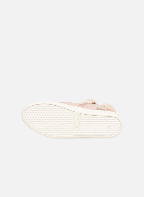 Trainers Tamaris LIA Pink view from above