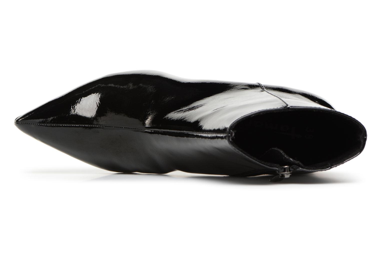 Bottines et boots Tamaris LAUBIE Noir vue gauche