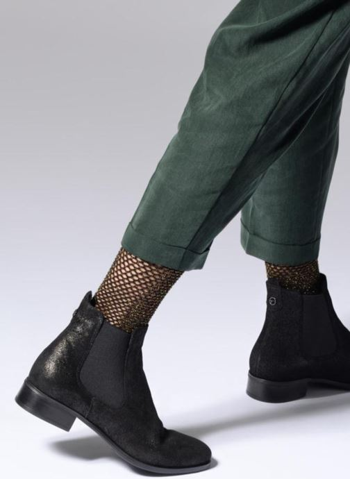Bottines et boots Tamaris YEL Noir vue bas / vue portée sac
