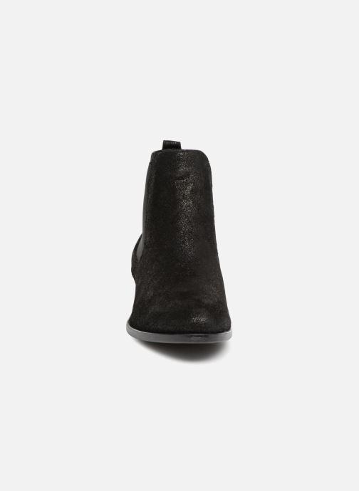 Bottines et boots Tamaris YEL Noir vue portées chaussures
