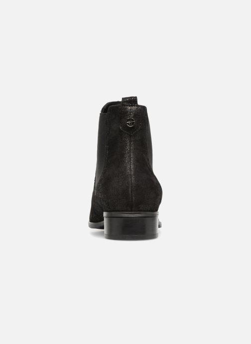 Bottines et boots Tamaris YEL Noir vue droite