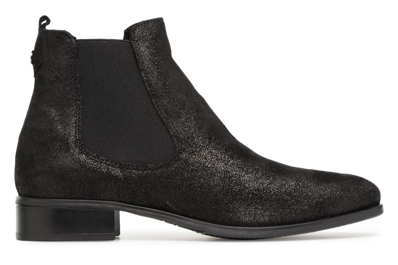 Bottines et boots Tamaris YEL Noir vue derrière