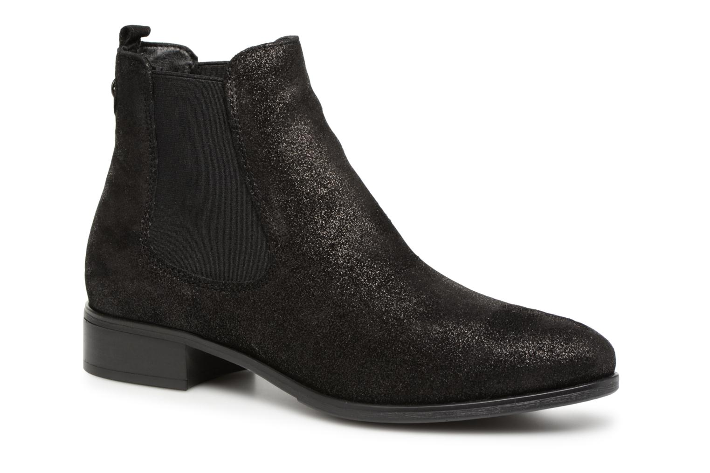 Bottines et boots Tamaris YEL Noir vue détail/paire