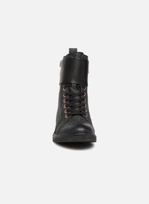 Bottines et boots Tamaris DONE Noir vue portées chaussures
