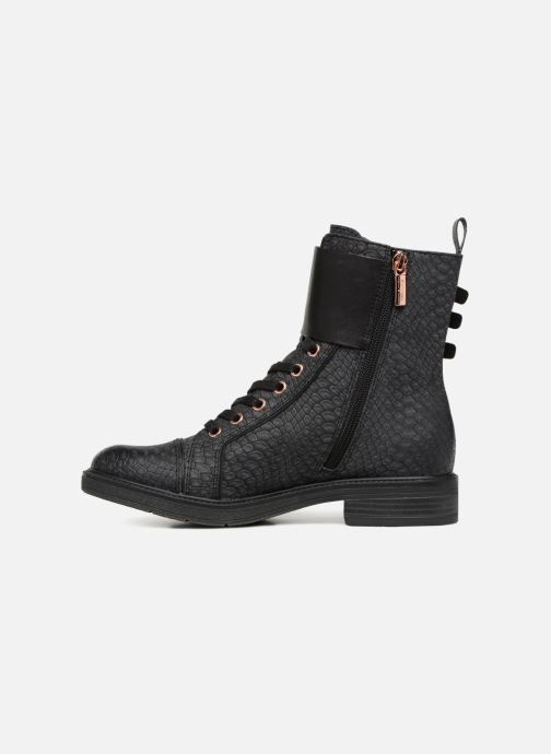 Bottines et boots Tamaris DONE Noir vue face