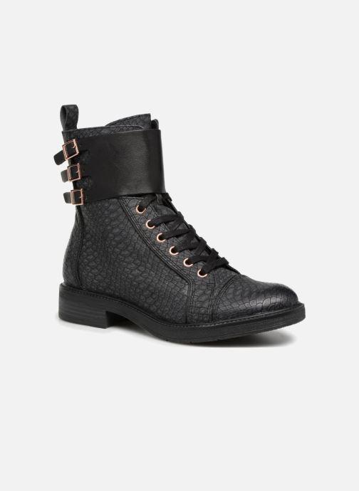 Bottines et boots Tamaris DONE Noir vue détail/paire