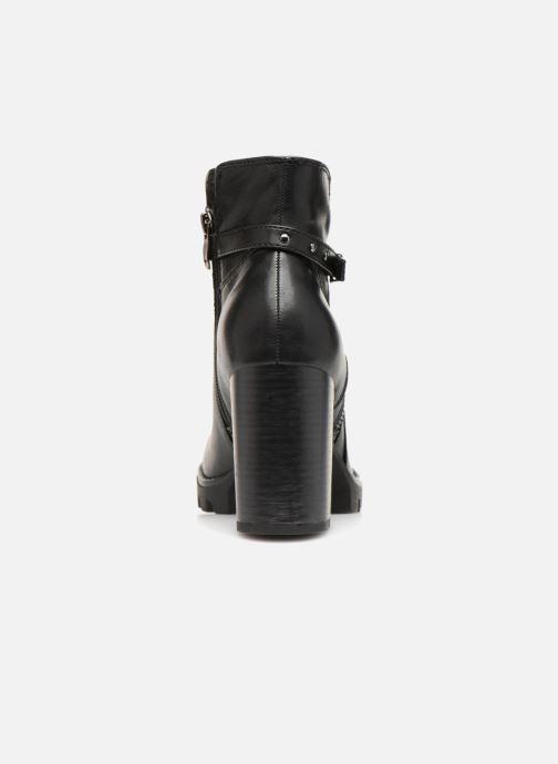 Myti noir Tamaris Boots Bottines Chez Et ATwqxCzw