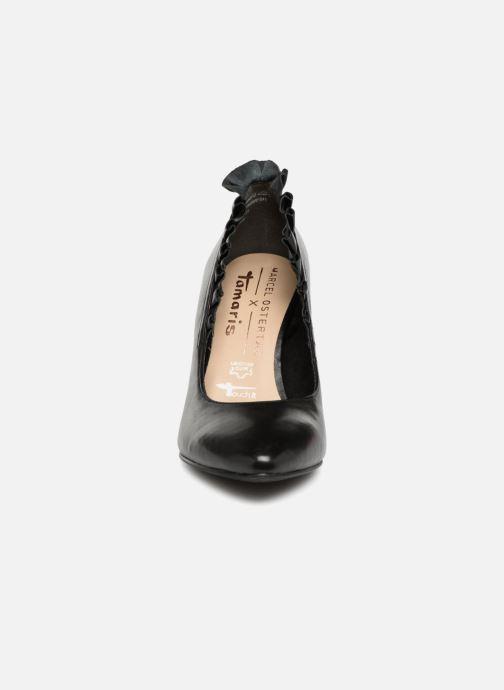Pumps Tamaris MIA schwarz schuhe getragen