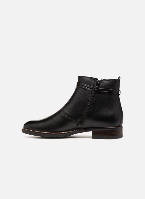 Boots en enkellaarsjes Tamaris ZOZ Zwart voorkant
