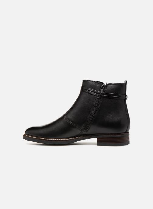 Bottines et boots Tamaris ZOZ Noir vue face