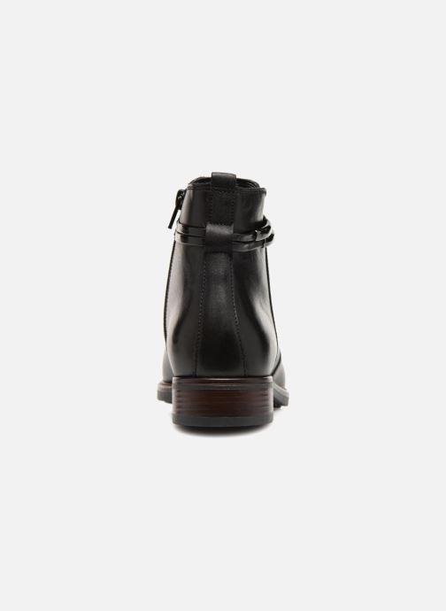 Boots en enkellaarsjes Tamaris ZOZ Zwart rechts