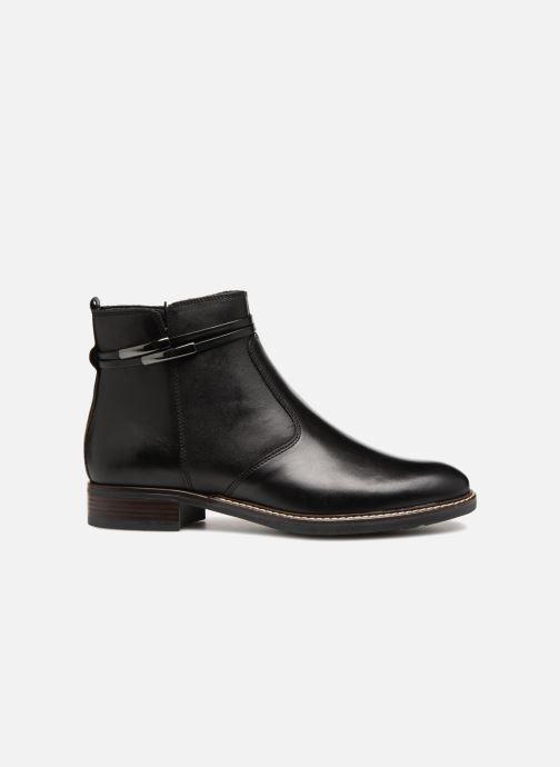 Boots en enkellaarsjes Tamaris ZOZ Zwart achterkant