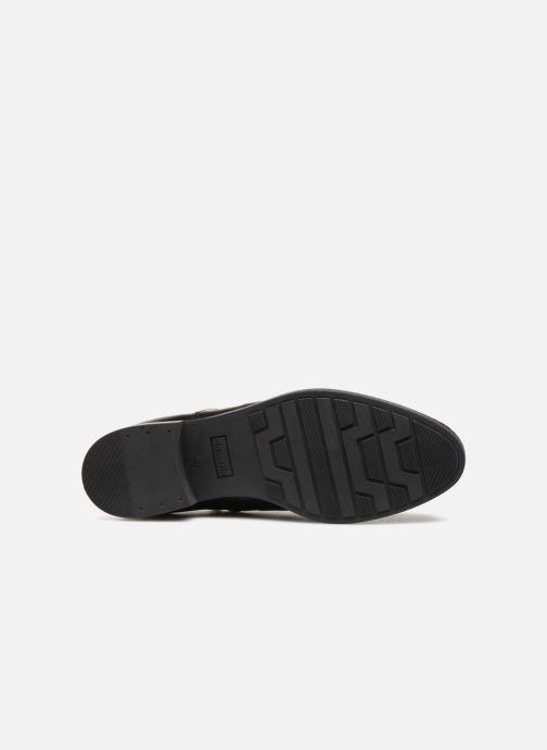 Stiefeletten & Boots Tamaris ZOZ schwarz ansicht von oben