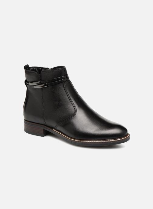 Boots en enkellaarsjes Tamaris ZOZ Zwart detail