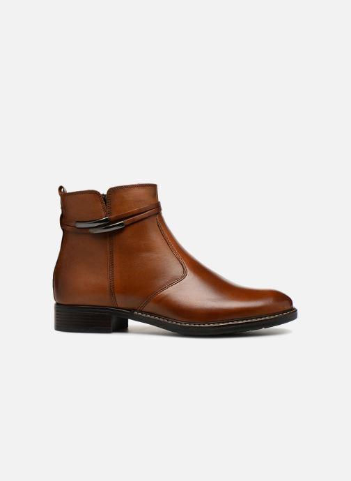 Boots en enkellaarsjes Tamaris ZOZ Bruin achterkant