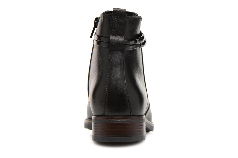 Bottines et boots Tamaris ZOZ Noir vue droite