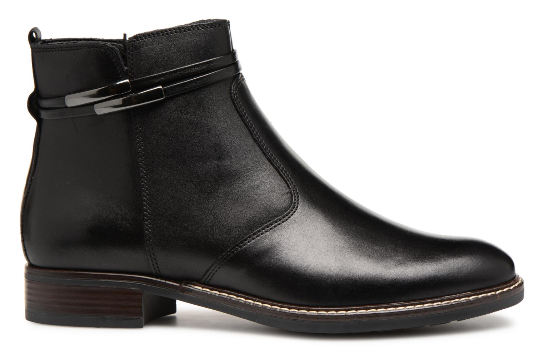 Stiefeletten & Boots Tamaris ZOZ schwarz ansicht von hinten