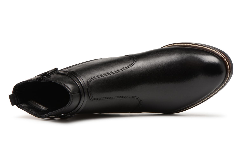 Bottines et boots Tamaris ZOZ Noir vue gauche