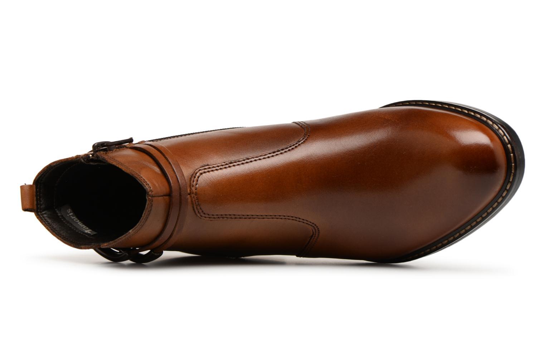 Bottines et boots Tamaris ZOZ Marron vue gauche