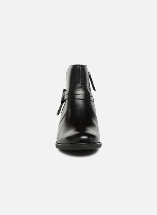 Stiefeletten & Boots Tamaris CARDI schwarz schuhe getragen