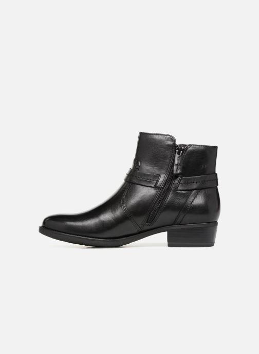 Bottines et boots Tamaris CARDI Noir vue face