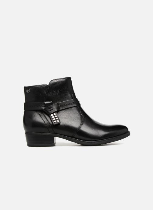 Boots en enkellaarsjes Tamaris CARDI Zwart achterkant