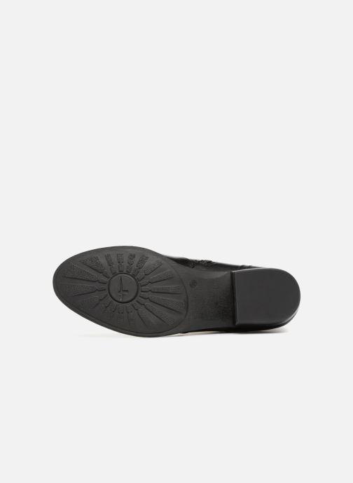 Boots en enkellaarsjes Tamaris CARDI Zwart boven