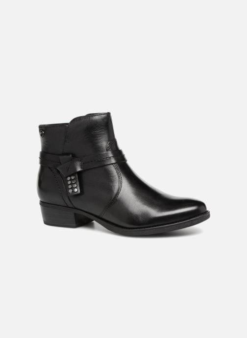 Boots en enkellaarsjes Tamaris CARDI Zwart detail