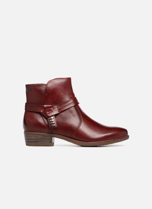 Bottines et boots Tamaris CARDI Bordeaux vue derrière