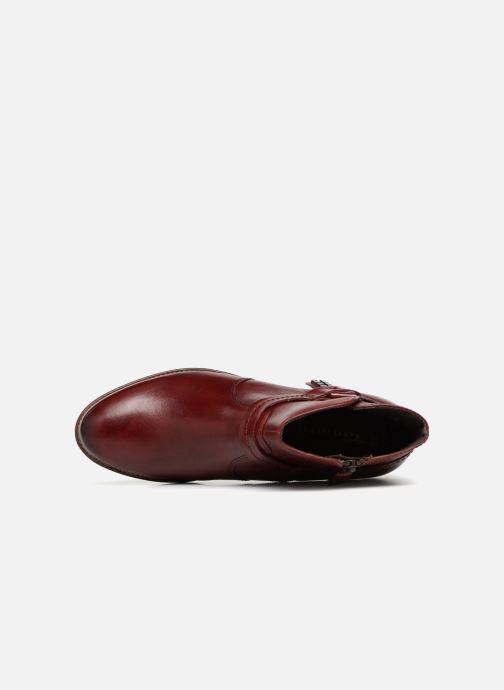 Bottines et boots Tamaris CARDI Bordeaux vue gauche