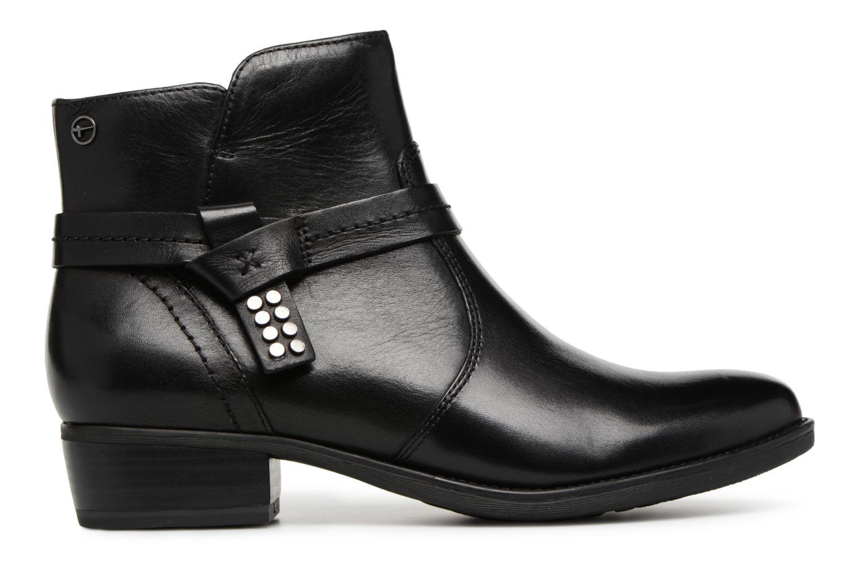 Bottines et boots Tamaris CARDI Noir vue derrière