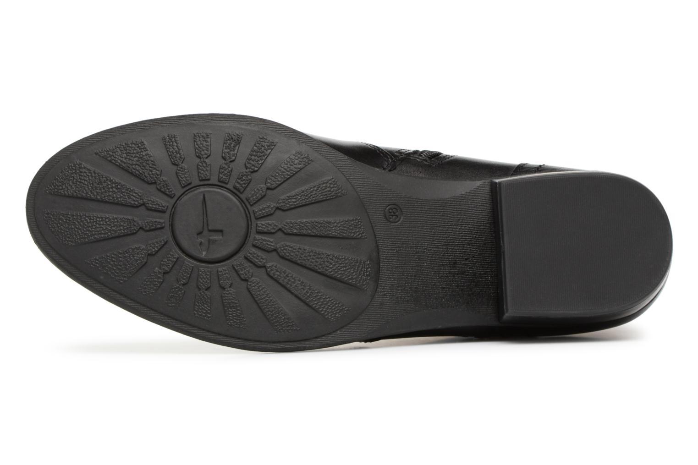 Bottines et boots Tamaris CARDI Noir vue haut