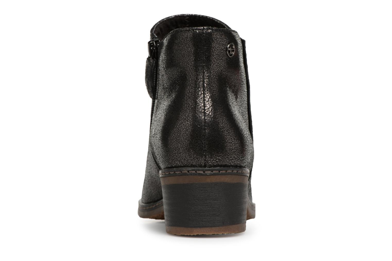 Bottines et boots Tamaris MARIS Gris vue droite