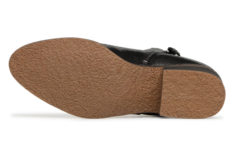Bottines et boots Tamaris MARIS Gris vue haut