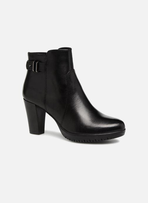Bottines et boots Tamaris WEN Noir vue détail/paire
