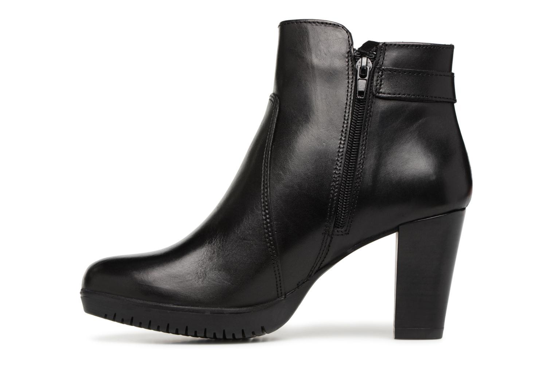Bottines et boots Tamaris WEN Noir vue face