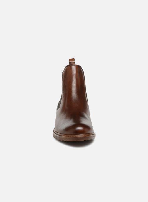 Bottines et boots Tamaris OCCI Marron vue portées chaussures