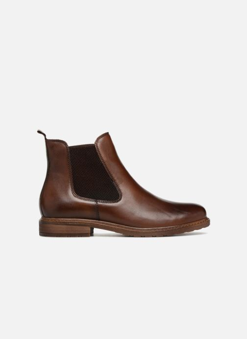 Ankle boots Tamaris OCCI Brown back view